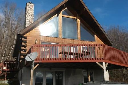Belleayre Cabin overlooking mtn. - Fleischmanns - House