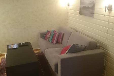 Cozy private basement - Bodø