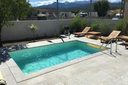 villa 2 piscine  4/6 personnes Corse/solenzara - Ventiseri - Villa