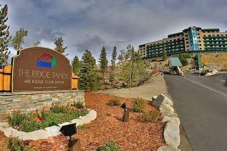 4th of July week at Ridge Tahoe RESORT - Stateline
