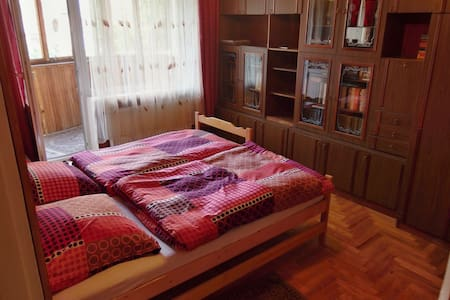 2 bedroom apartment with balcony - Apartment