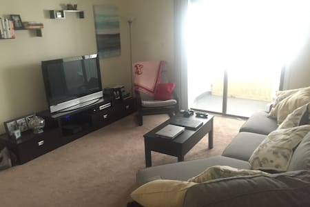 Quaint and cozy apartment near Elon (2b, 1.5bath) - Burlington - Apartmen