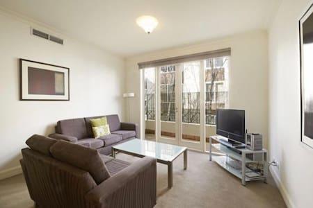 Spacious STH YARRA Apartment - South Yarra - Apartment