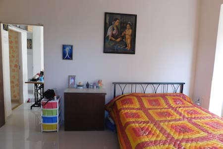 A cosy room in a peaceful locality! - Mumbai - Apartment