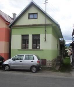 Ubytování Štrba Vysoké Tatry - Haus