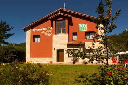 Apartamento Rural Argame - Appartement