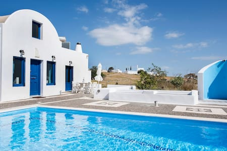 Santorini Traditional Suites THIRAS - Huis