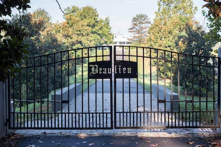 Beaulieu, a country estate - Earlysville - Dom