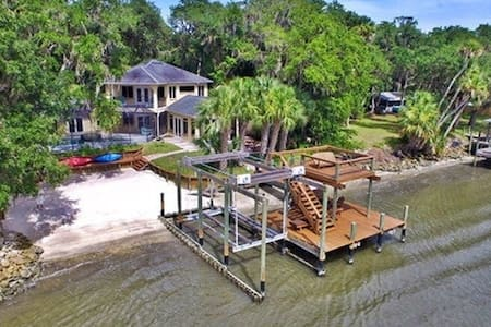 Peaceful Waterfront Apartment w Breathtaking Views - 棕櫚海岸(Palm Coast)