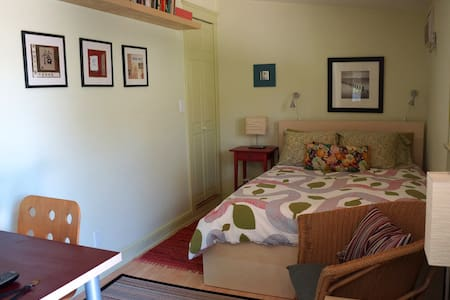 Charming Private Cottage w parking - South Pasadena - Bungalow