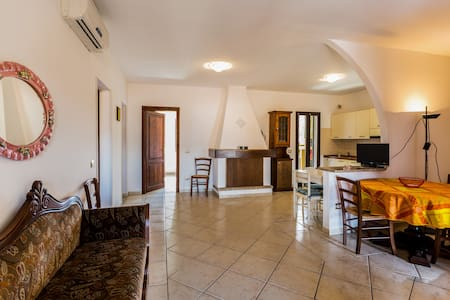 Amazing apartment in Olbia for 6!