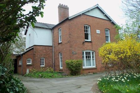 Victorian School House family home - Birmingham