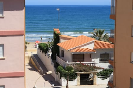 Beach apartment with sea view - Miramar
