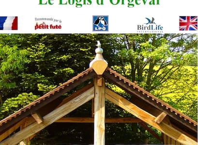 Le Logis d'Orgeval - Orgeval