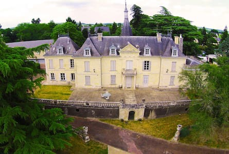 Long View 2BR Apt with King Beds - Bourgueil