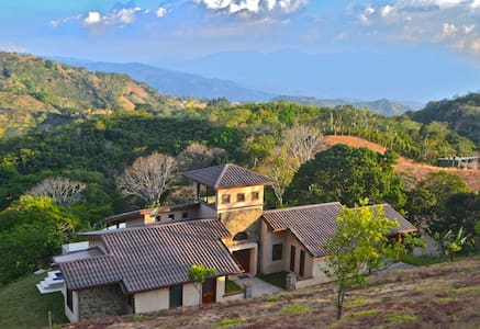 SPANISH COLONIAL IN THE MOUNTAINS