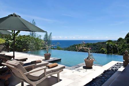 Luxury villa with amazing sea view! - Villa