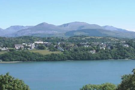 Hafod Lon Holiday Apartment - Llandegfan, Menai Bridge