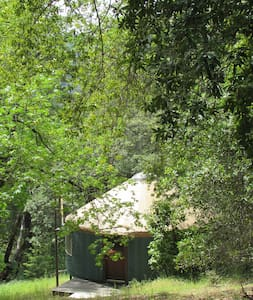 Peaceful Yurt on Beautiful Land - Yourte