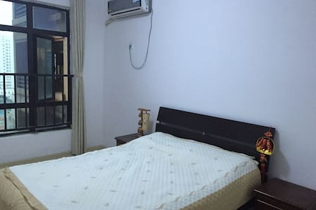 Bright,spacious room in city centre - Changsha - Apartment
