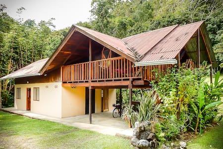 Casa los Suenos, Dos Brazos de Rio - Puerto Jimenez - Maison