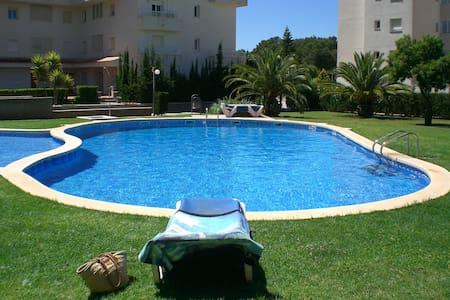 Cosy penthouse in Mallorca. - Leilighet