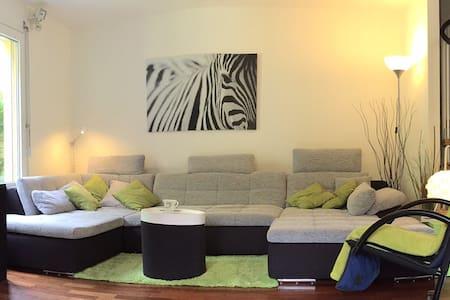 Maison 130 m2 moderne proche du lac - Buchillon