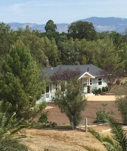 6Acre Ranch Home-Dogs&HorsesWelcome - Casa