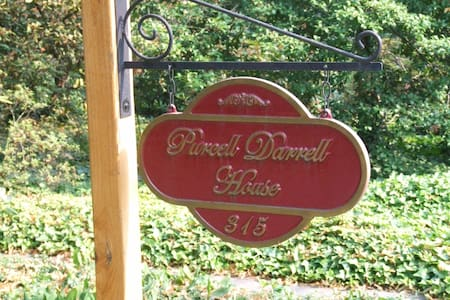 Purcell Darrell House B&B - Bassett Room - Szoba reggelivel