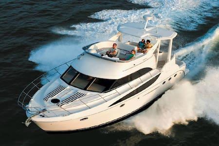 Enjoy Malibu on a 47' Yacht - Hajó
