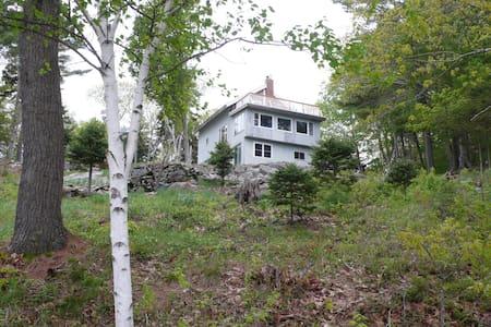 Littlejohn's Island Farm - House