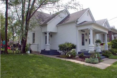 Charming home close to downtown