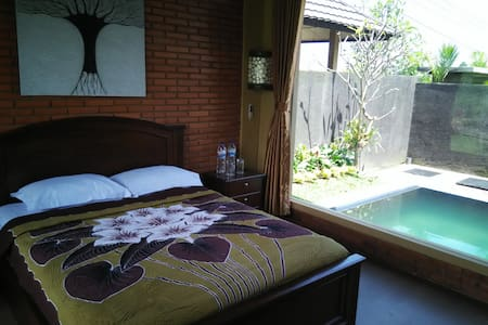 private villa with private pool