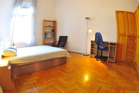 Room in the best area of Budapest