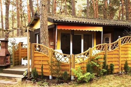Wolfis Ferienhaus in Bad Saarow  - Bad Saarow - Casa