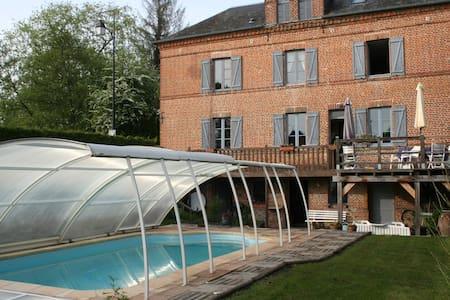 Maison de caractère en Pays d'Auge - Blangy-le-Château
