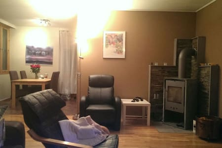 Vacant room in spacious apartment - Leilighet