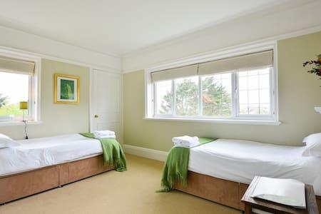 Twin room number 7 - Pousada