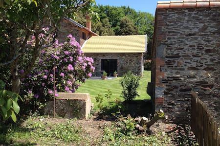 Maison de charme à 10 min de Nantes - Huis