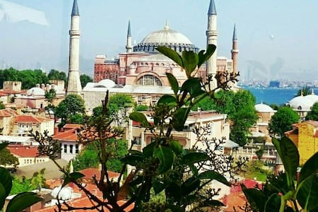 Sultanahmet / Old Town Seaview Flat in Central Lct - İstanbul - Bed & Breakfast