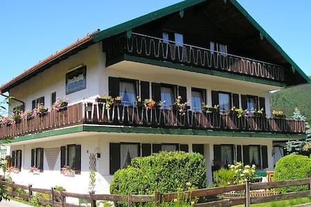Appartement Pension Bergblick - Ruhpolding - Appartement