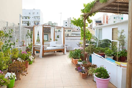 Penthouse Apartment Central Palma