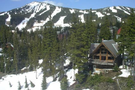 Cascadia Lodge Chalet - Comox-Strathcona C