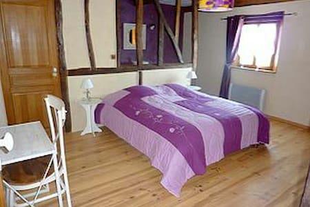 Chambre de charme à la campagne - Dommery - Bed & Breakfast