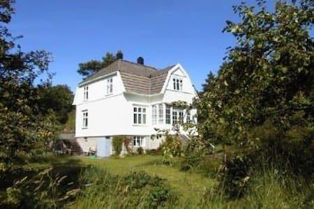House; the carfree, idyllic Sandøya - House