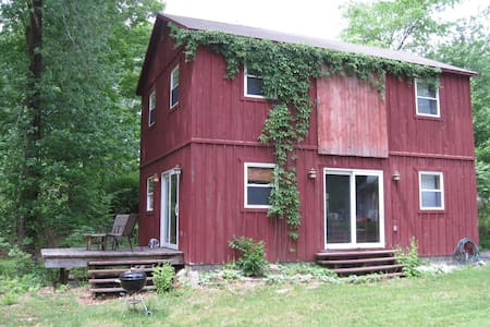 woodstock/saugerties 1 bed  Barn  - Ház