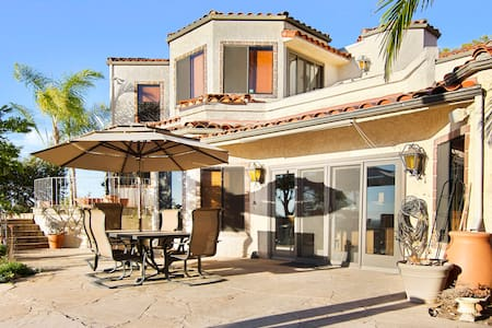 Vista California house w/pool, firepits & sunsets - Vista