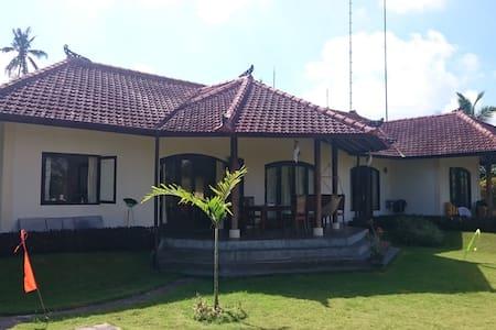 Villa Dani - nature-comfort-beauty - Tegalalang - House