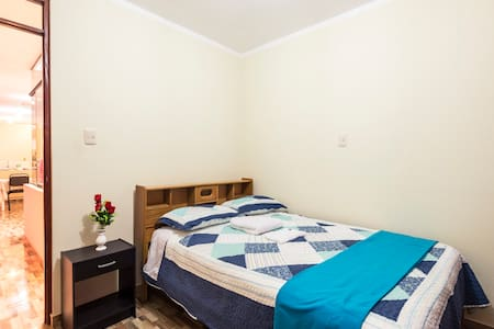 Cozy Room 5 min from Lima Airport - Ev