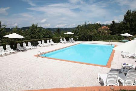 Farmvillage with pool near Florence - Consuma - Apartment